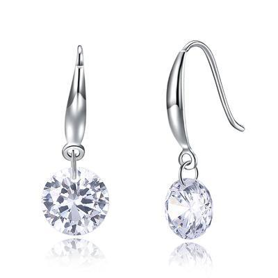 Women's Swarowski Crystal Drop Earrings