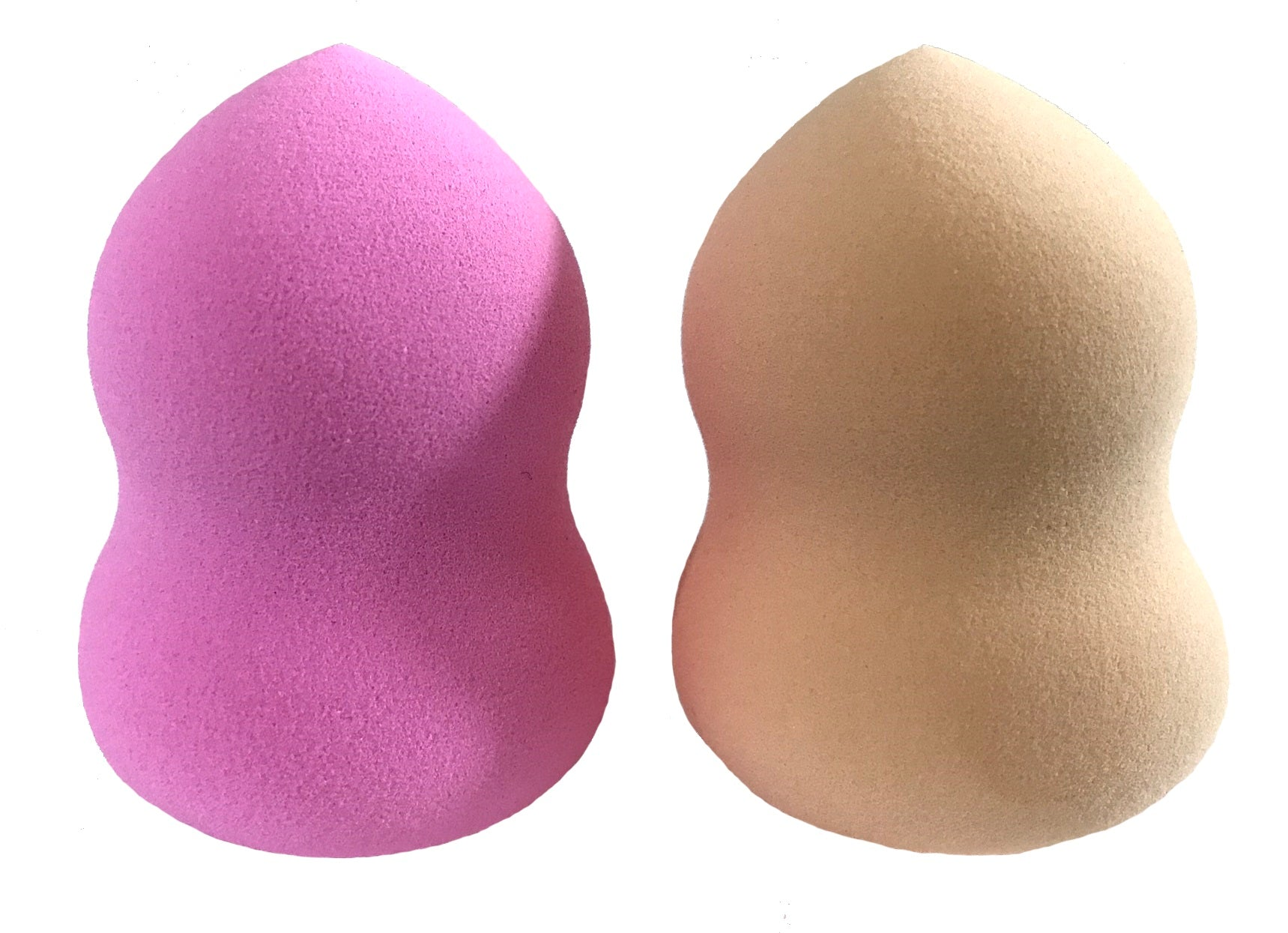 Pro Makeup Blender Sponges 2pc Pack