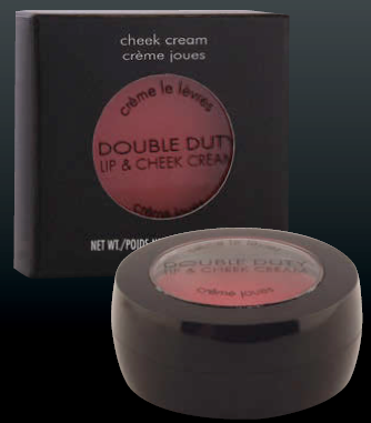 Double Duty Lip & Cheek Cream - Tokyo Red