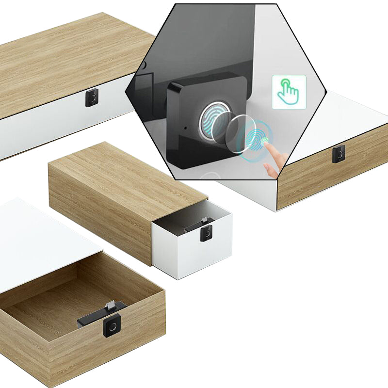 Fully Automatic Electronic  Fingerprint Lock  Drawer