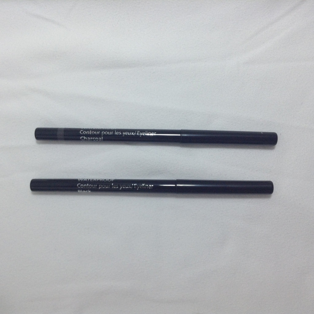 Water Proof Mechanical Eye Liner Pencil - Charcoa