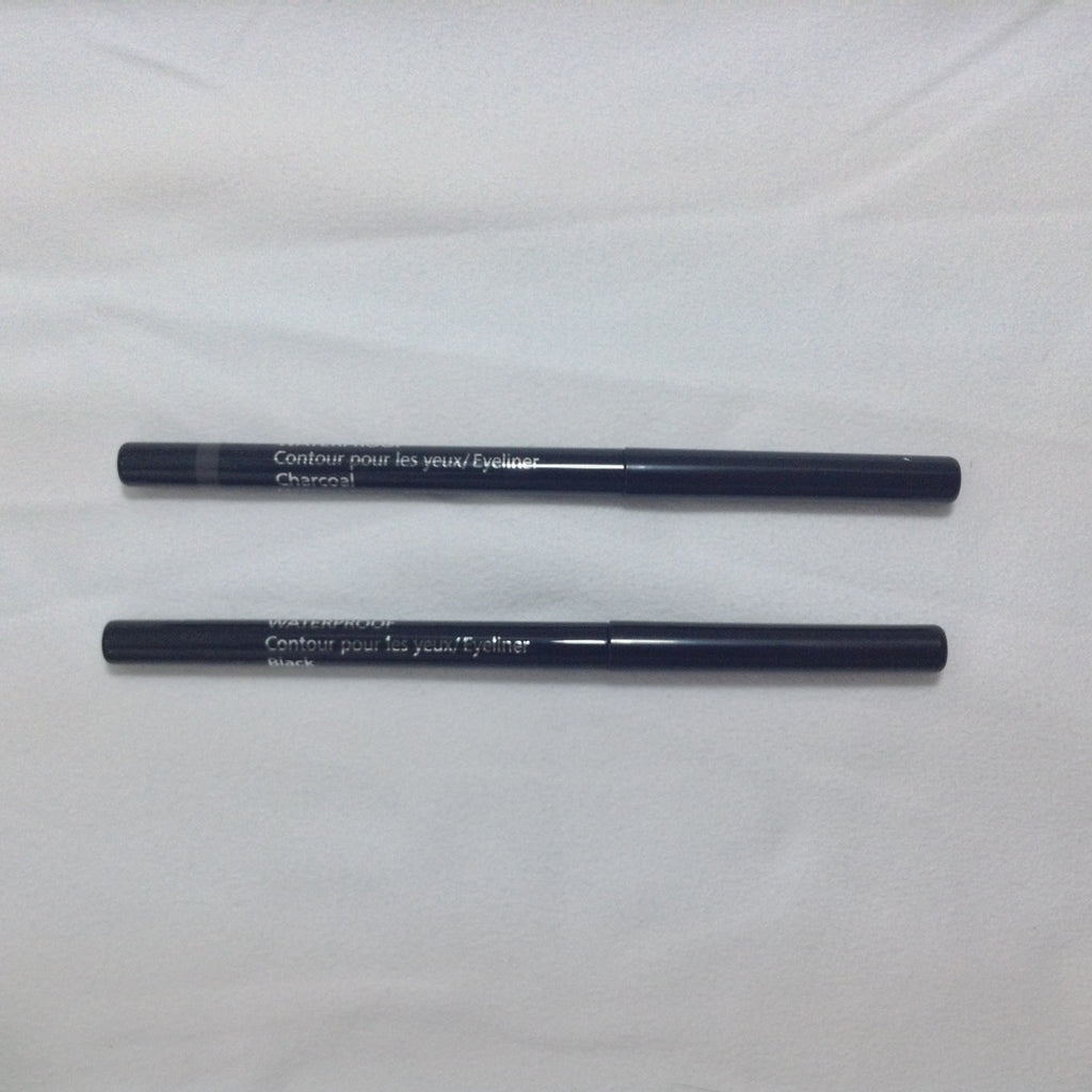 Water Proof Mechanical Eye Liner Pencil - black