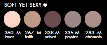5 Well Eyeshadow - Soft yet Sexy