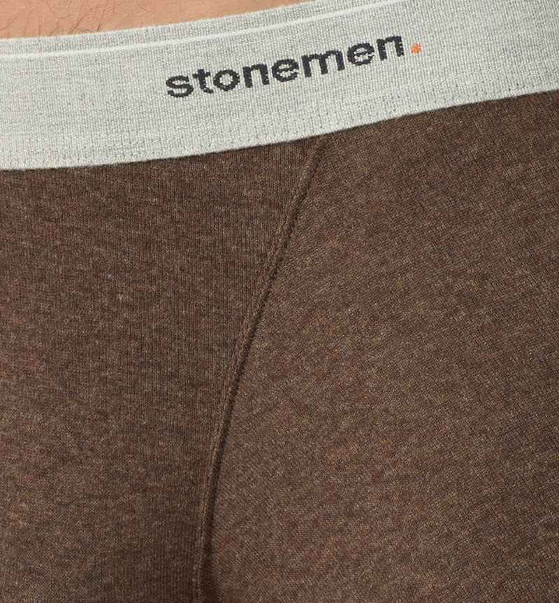 Boxer Brief Essentials  /  Chocolate Brown
