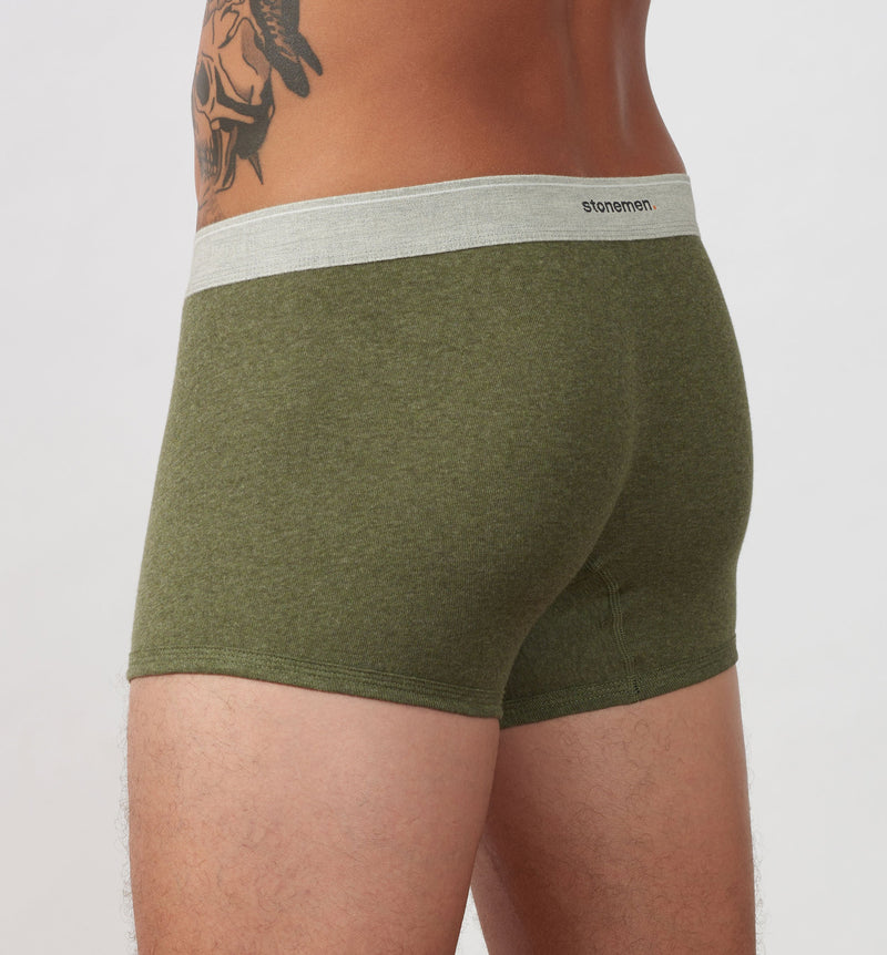 Boxer Brief Essentials  /   Moss