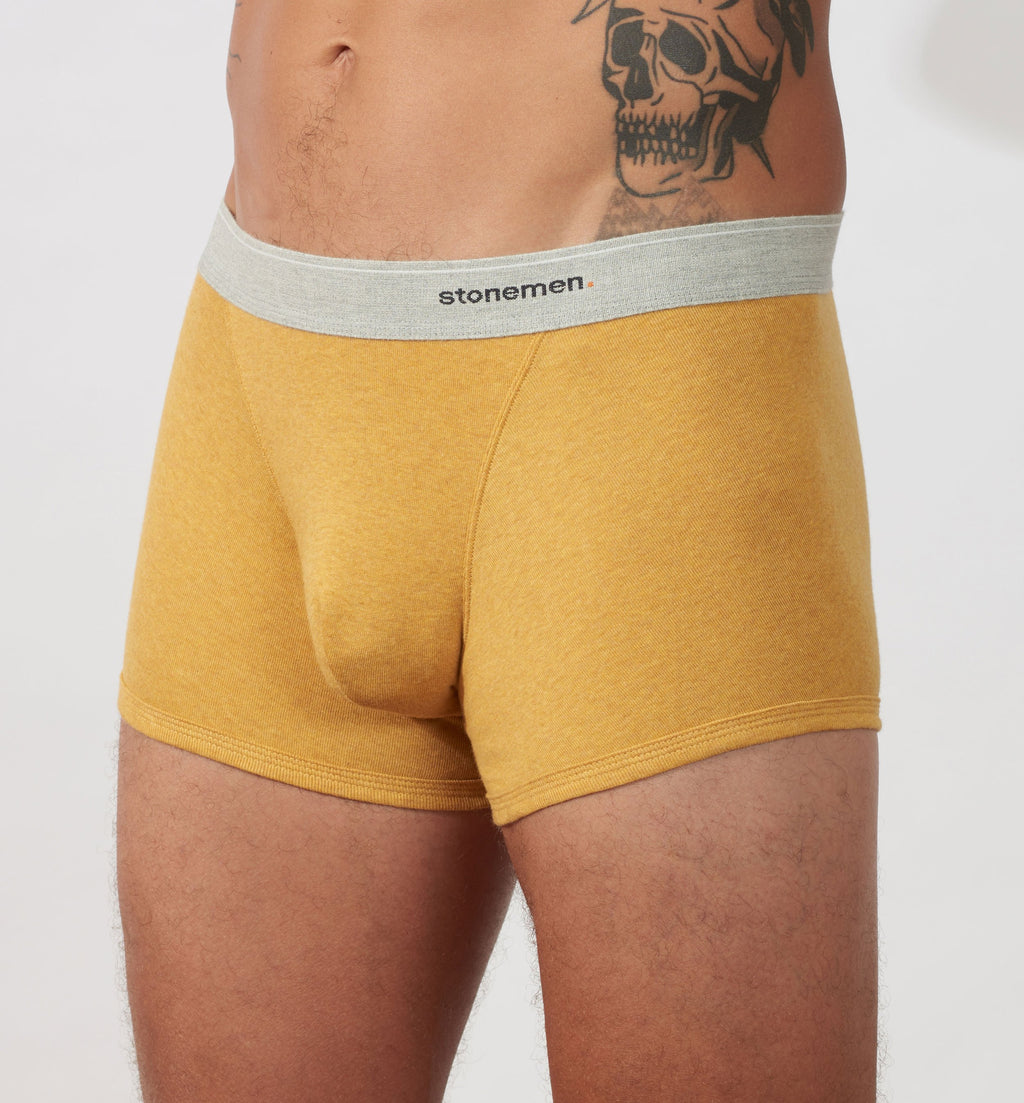 Boxer Brief Essentials  /  Mustard