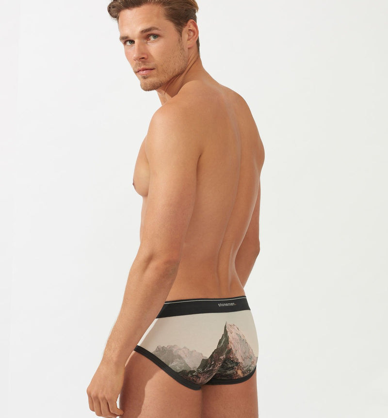 Men's Brief /  Mountain