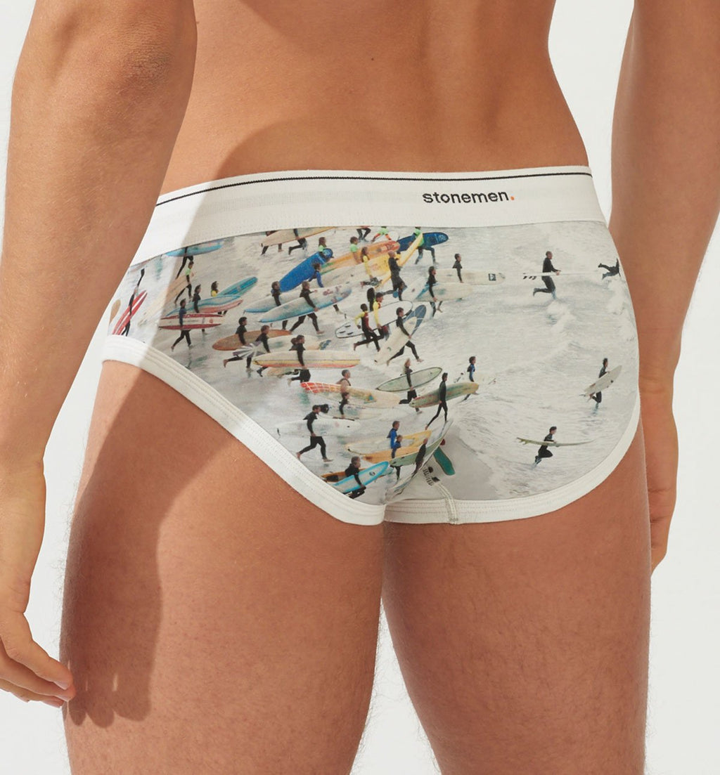 Men's Brief /  Surfers