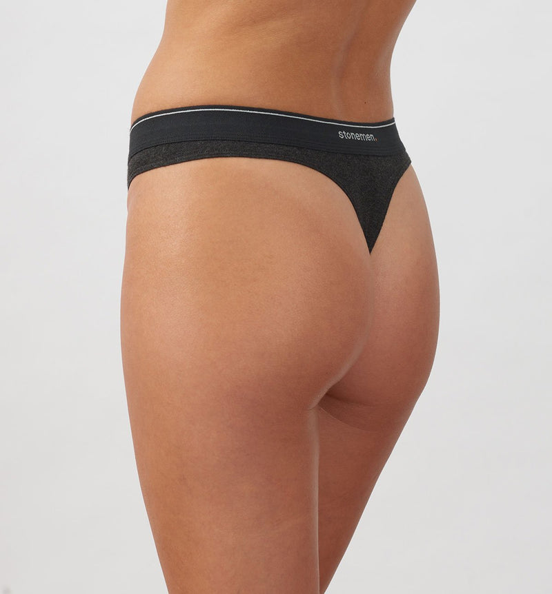 Thong  /  Essentials  / Marle Grey