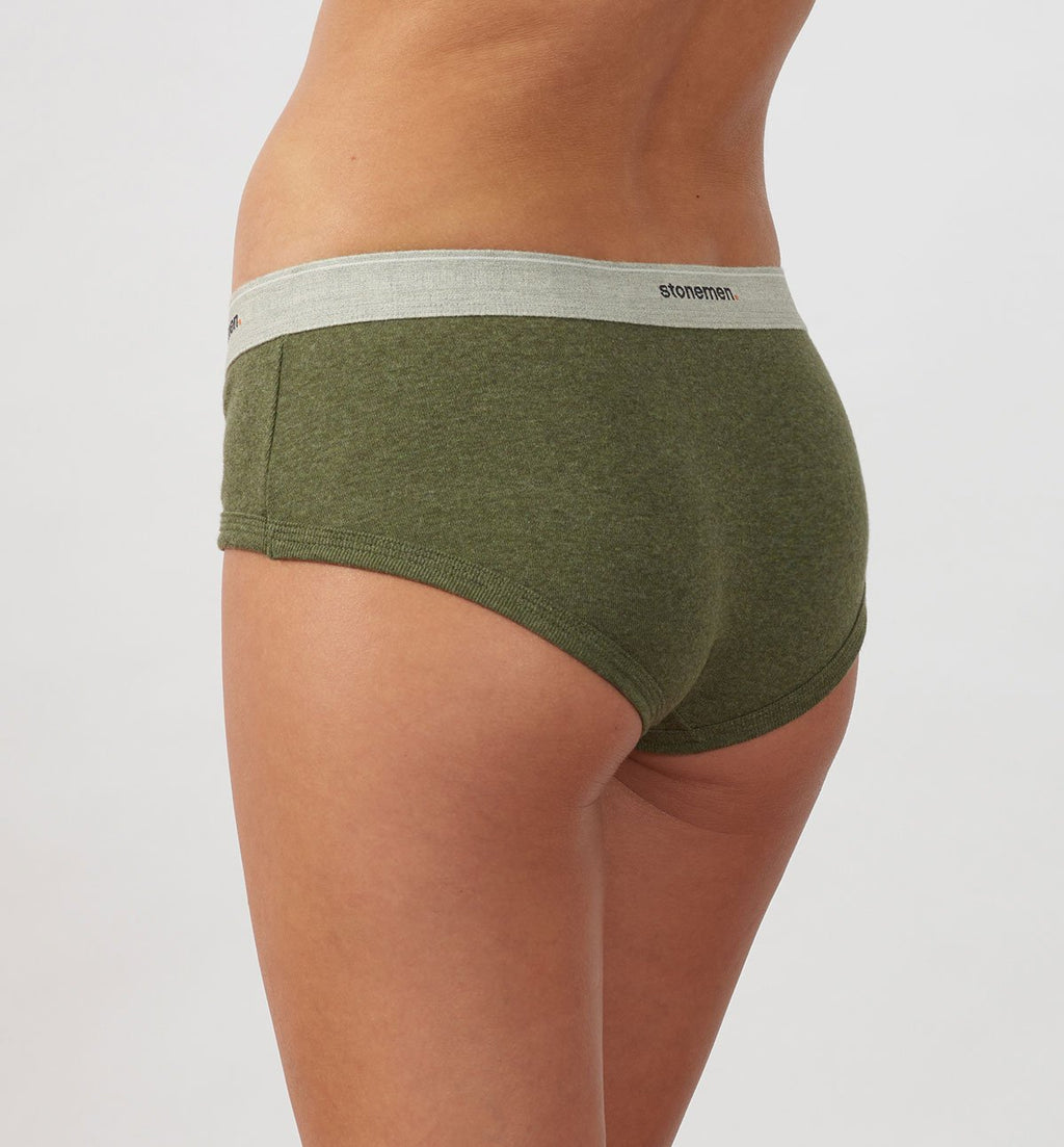 Women's Brief  /  Essentials  /  Moss