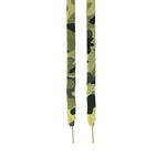 Army Green Fatigue Camo custom printed shoe Laces - FashionGorilla