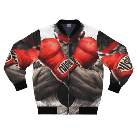Ryu Street fighter bomber jacket
