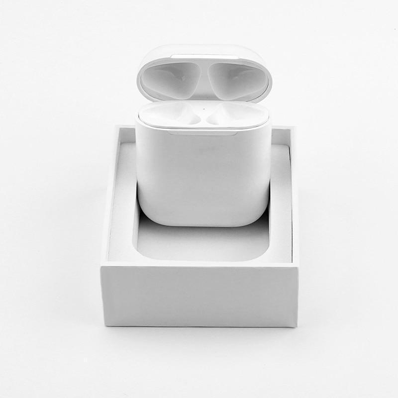 Apple - AirPods Wireless Charging Case - White  -  WHITE