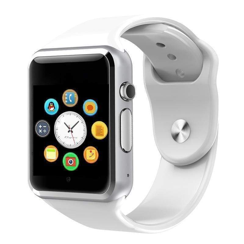 [FREE] Smart Watch - LIMITED SUPPLY - iOS/Android Supported  -  WHITE  -  Honey Locker -  Smart Watch