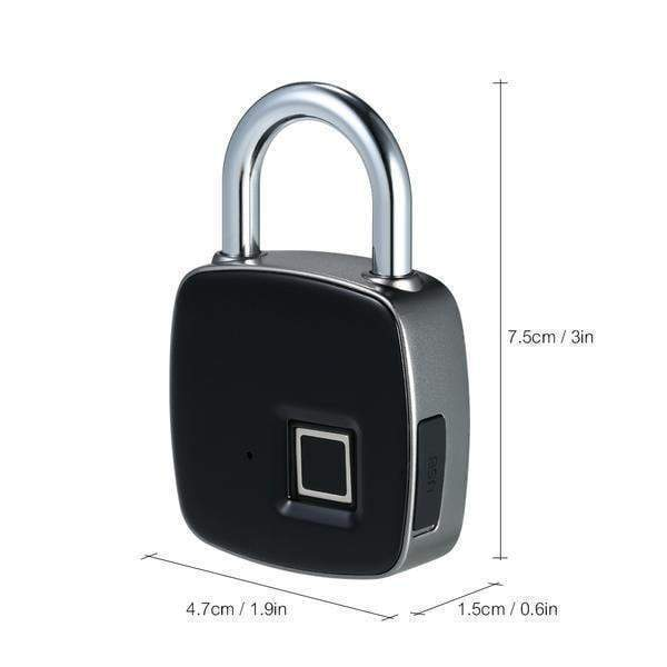 HL Smart Fingerprint Lock  -  Buy 1 & Save 47% OFF  -  Honey Locker -  Safety