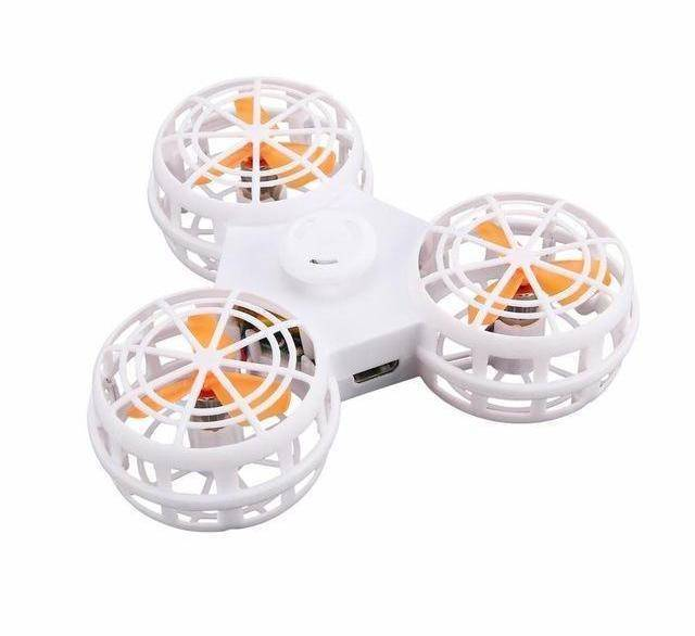 MAC 1 Flying Fidget Spinner  -  White / Buy 1  -  Honey Locker -  Fidget Spinner