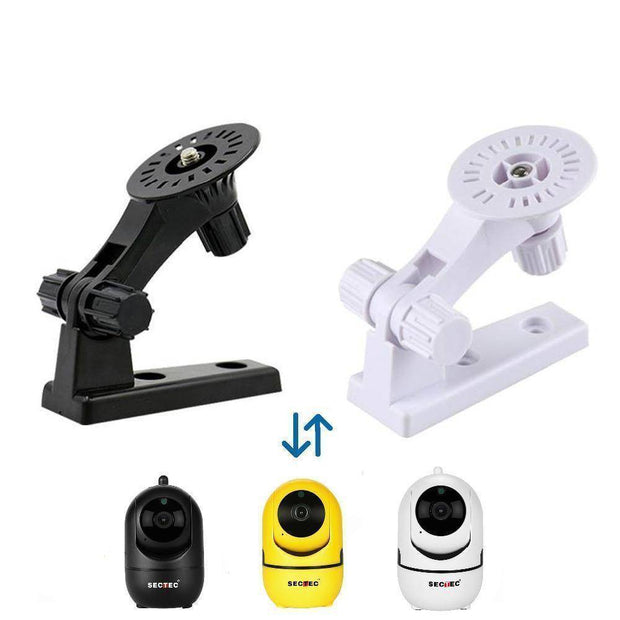 MEGA Smart Camera Wall Bracket  -  Black Wall Bracket  -  Honey Locker -  Camera bracket