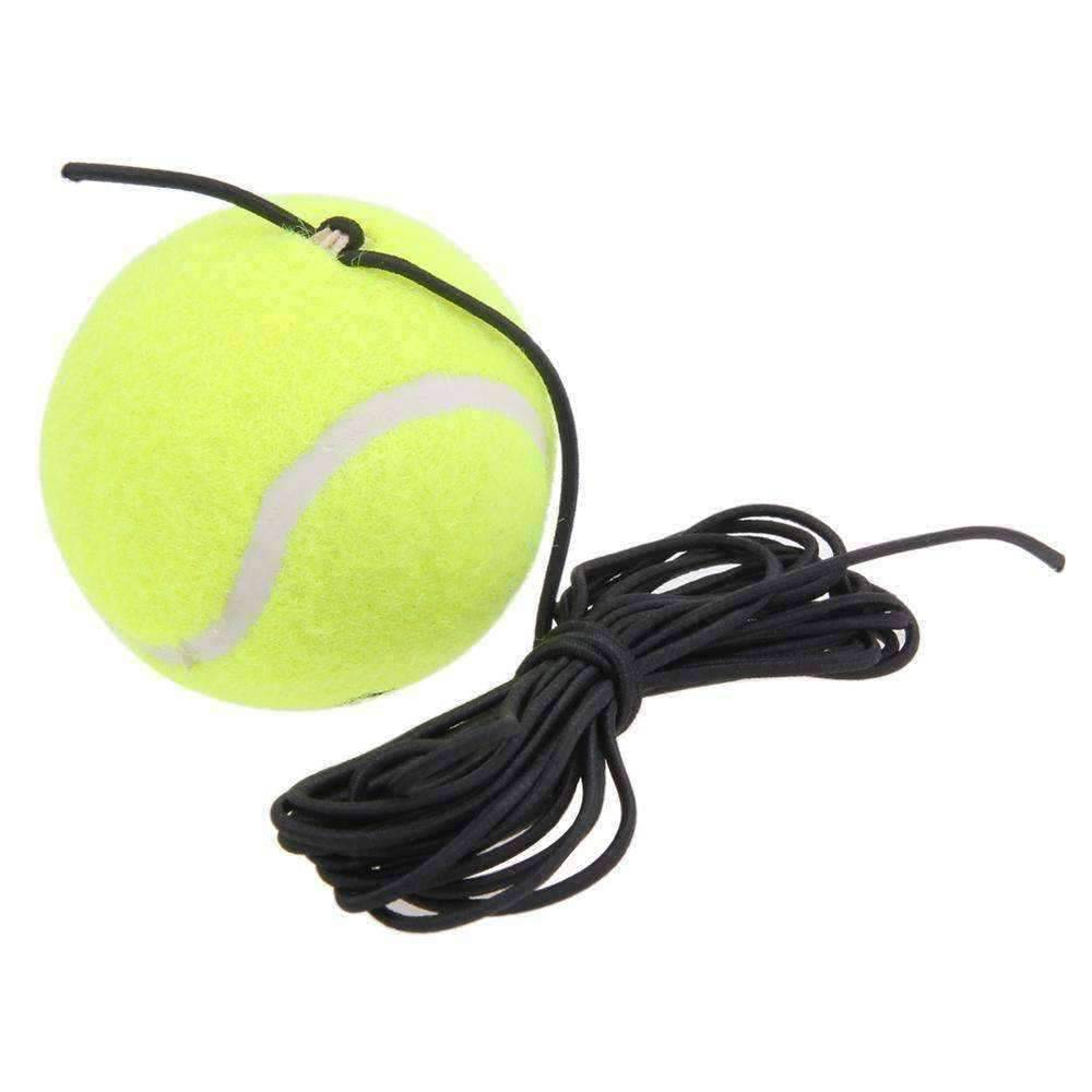 Tennis Pro Practice Trainer  -  Tennis Trainer With 1 Ball  -  Honey Locker -  Sports & Fitness