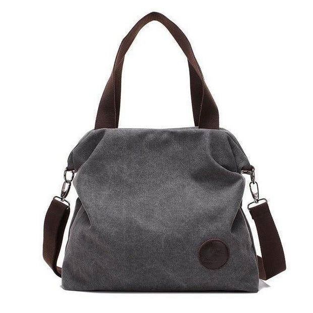 The Petite Outlander  -  Gray-small  -  Honey Locker -  Shoulder Bags