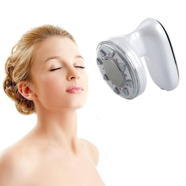 Ultrasonic Cavitation Cellulite Fat Removal Body Contouring Massager  -  US Plug  -  Honey Locker -  Massage & Relaxation