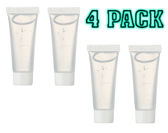 Ultrasound Conductivity Gel (2 Pack)  -  4 PACK  -  Honey Locker -  Conductivity Ultrasound Gel