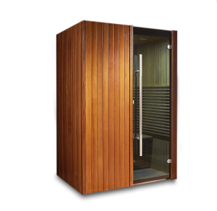 Sleek Infrared Sauna