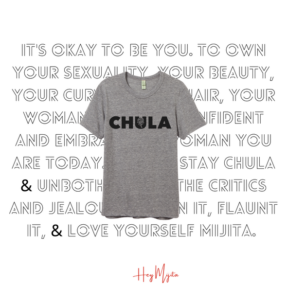 Chula Tee in Heather Gray