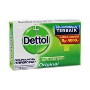 Dettol Soap 110g imported