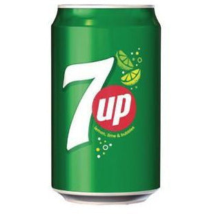 7up 330ml tin