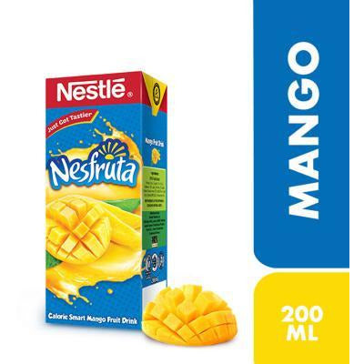 Nestle nesfruita Mango 200 ml
