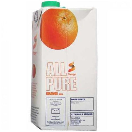 Shezan All Pure Juice 1litre