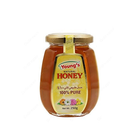 Youngs Honey 125g