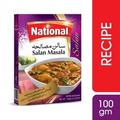 National Salan Masala 100gm