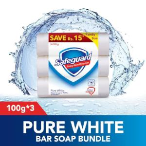 Safeguard Soap 3×1 (110g)