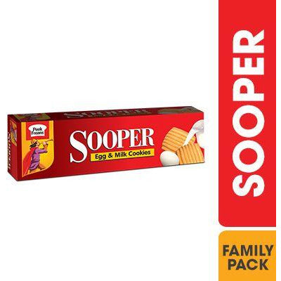 Sooper Biscuit (Family pack)