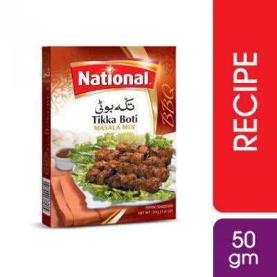 National Tikka Boti 50gm