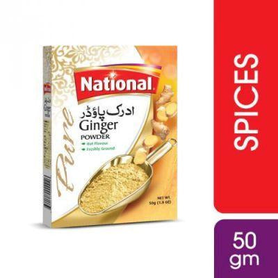 National Garlic Powder 50gm