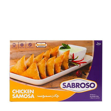 Sabroso Chicken Samosa