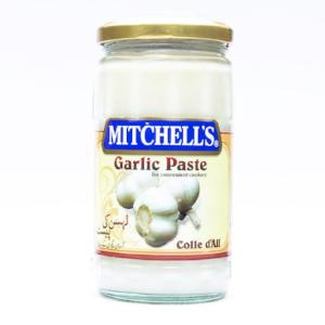 Mitchells Garlic Paste 320g