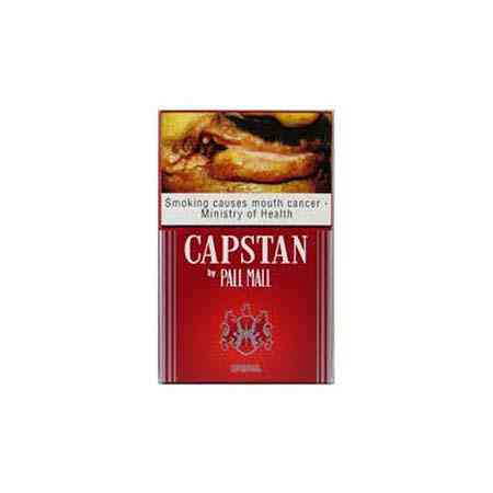 Capstan Red
