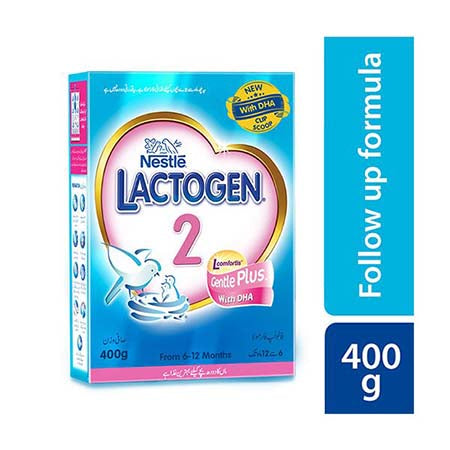 Nestle Lactogen 2 (400gm)