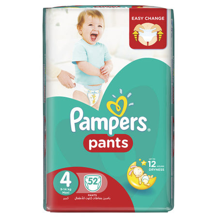 Pamper Pants 3-4 small pack