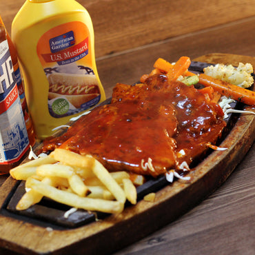 BBQ Steak Chicken