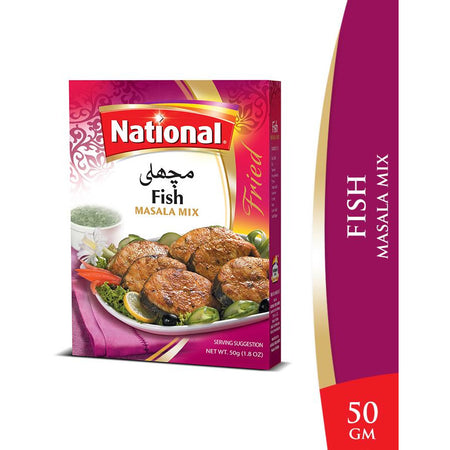National fish masala 50g