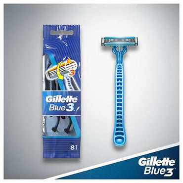 Gillette Blue 3 razer