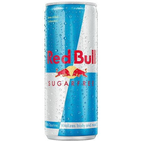 Red Bull Sugar Free Can 250ml