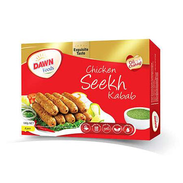 Dawn Chicken Seekh Kabab