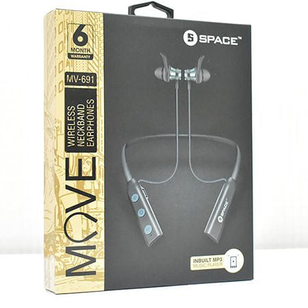 Move Mv-691 Bluetooth Earphones