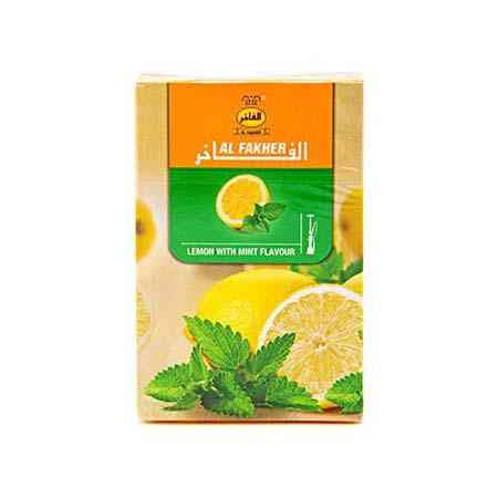Al Fakher Lemon Flavour 50gm