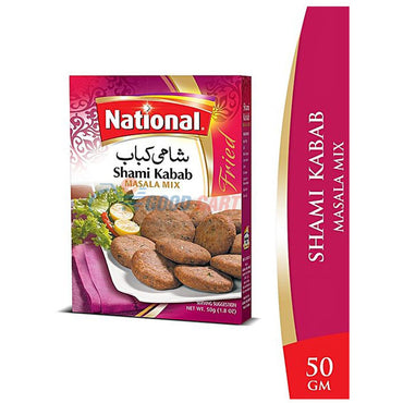 National Shami Kabab 50gm